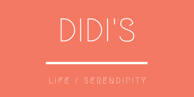 Didi's Life and Serendipity